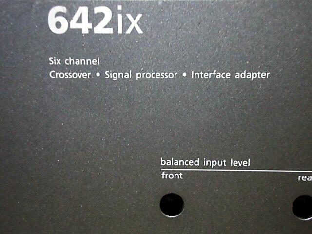 CROSOVER ACTIVE A D S 642 CSI MADE IN USA (malang)