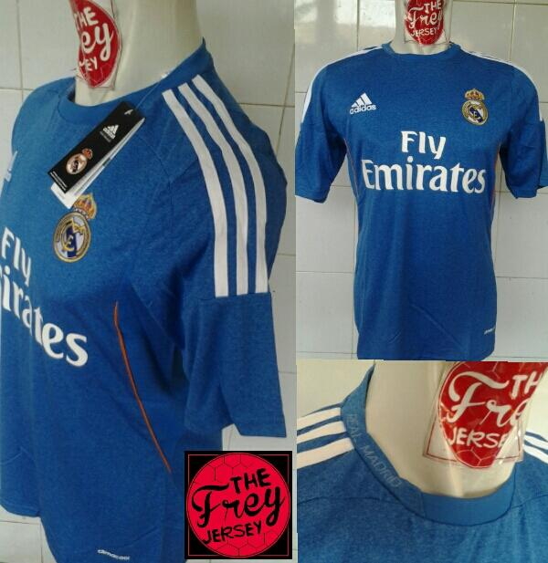 jersey real madrid away official 2013 2014