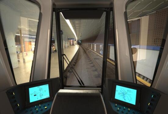 [HOT] ini penampakan MRT yang akan dipakai di Jakarta , kereta bekas Tokyo Metro! !