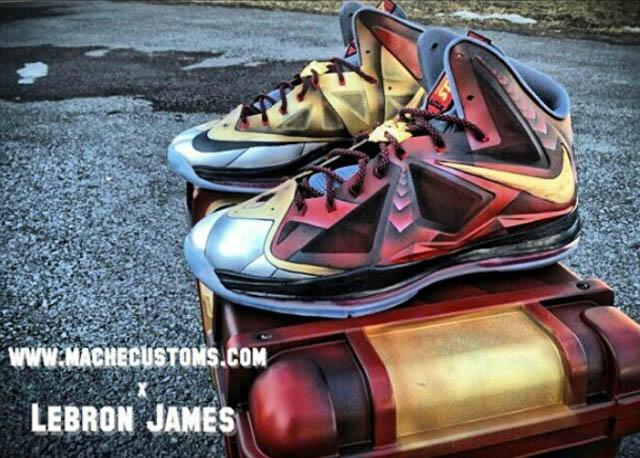Cari Sepatu Basket Nike Leborn X Ironman Atau Nike Kevin Durant 5