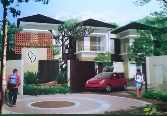 Jual Cepat Rumah Baru di daerah Antapani Bandung
