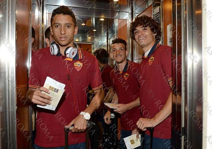 [Pre Order] Polo Shirt Official AS ROMA 13/14