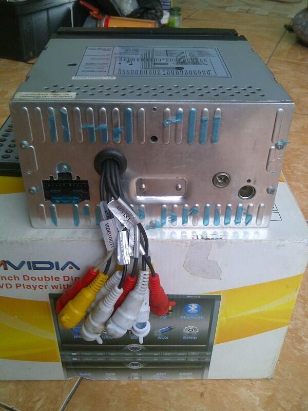 Jual Head unit multimedia Mvidia 7033