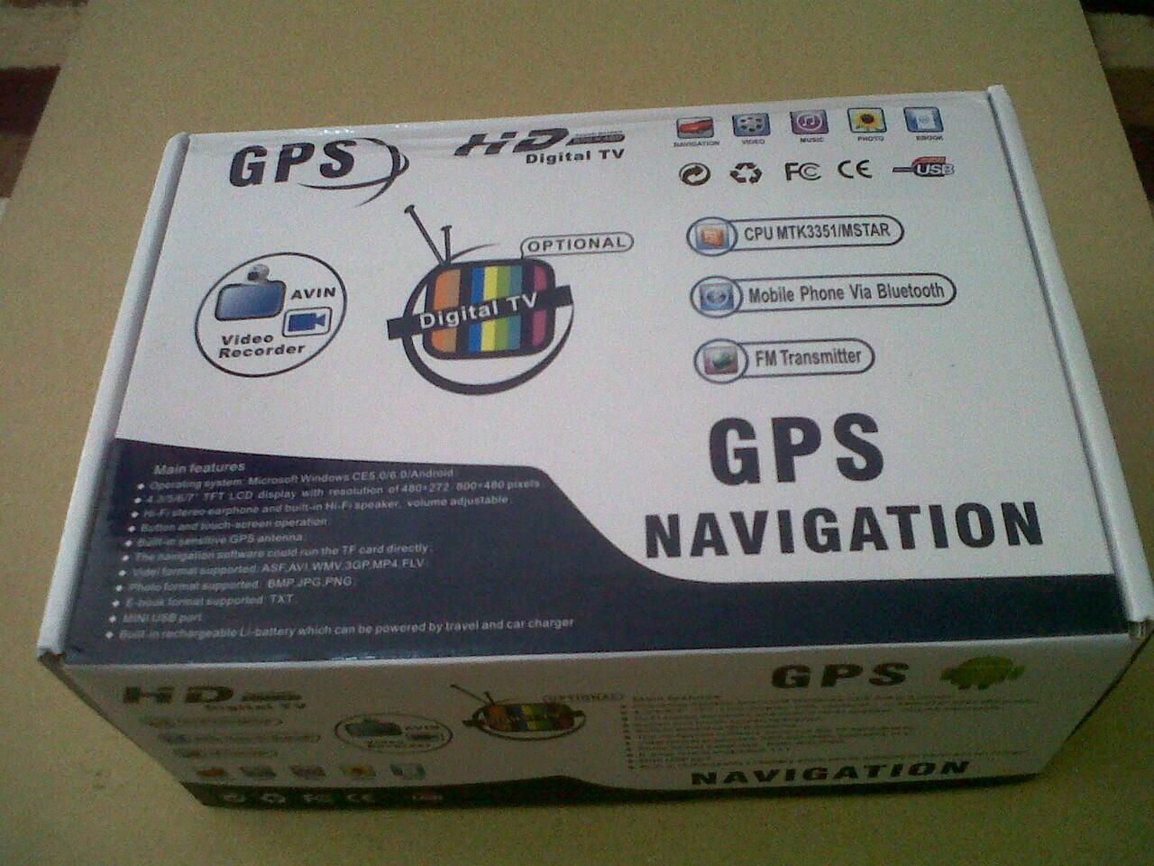 ★★★★★ GPS NaviGators MultiAplikasi Capacitive Murah !!! ★★★★★