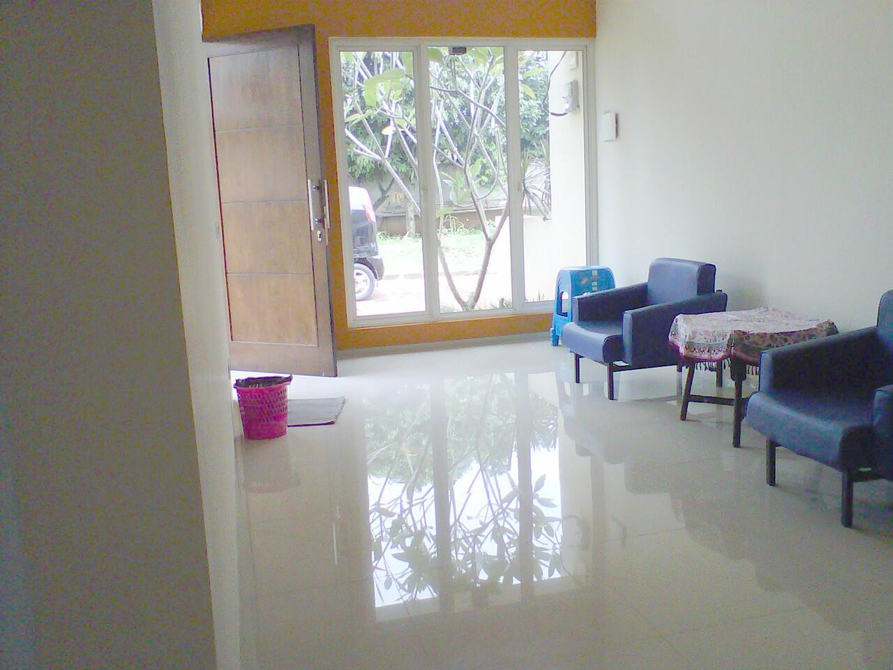 Rumah Townhouse di Sawah Lama 25 Menit Tol Bintaro Pdk Aren