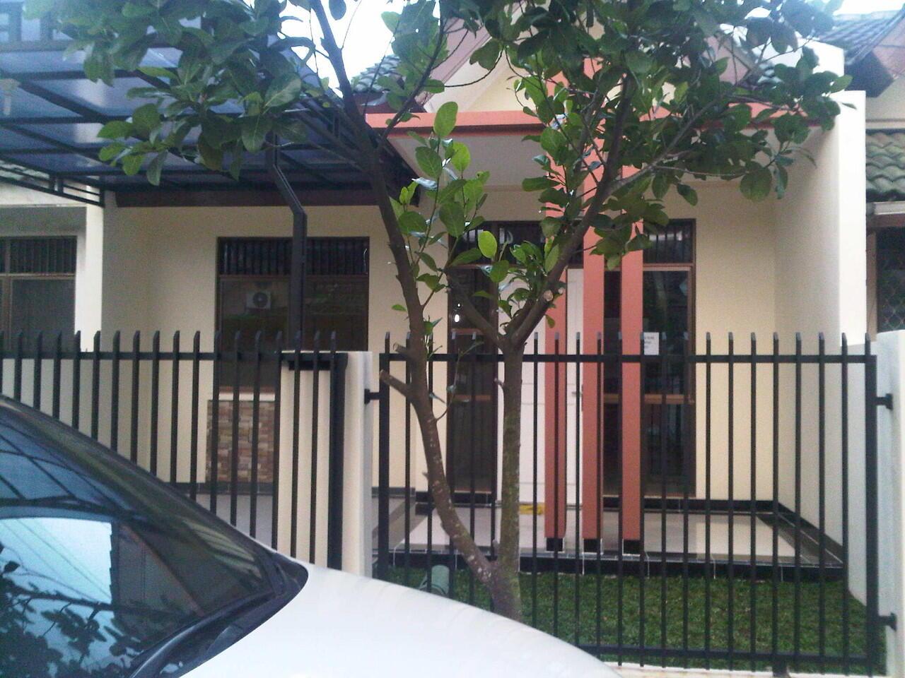 DIJUAL rumah di BSD sektor 12.5 Tangerang siap huni