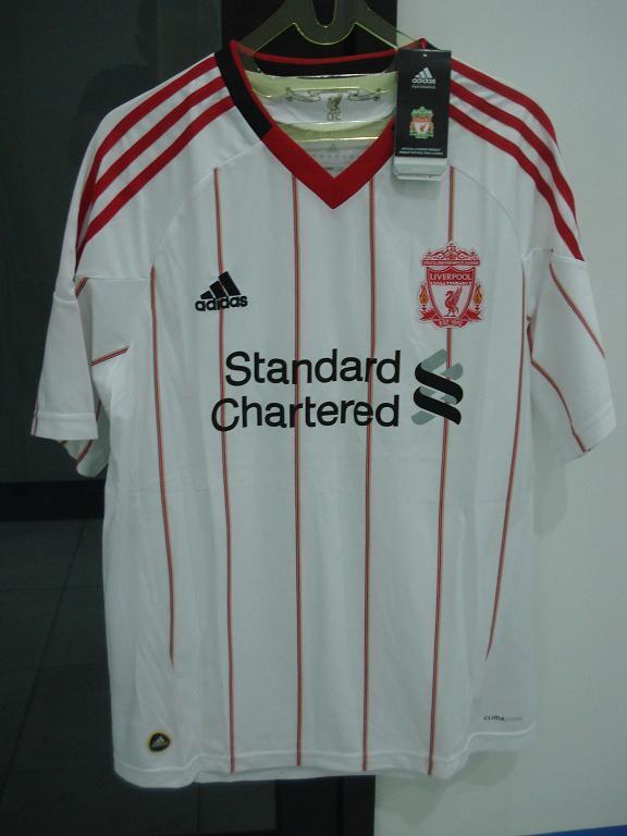 jersey baju liverpool retro baru musim 2008/09 2010/11 2013/14
