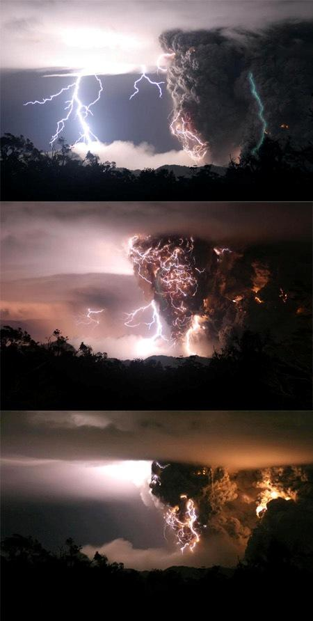 Foto-Foto Bencana Alam Yang Membuatmu Takjub
