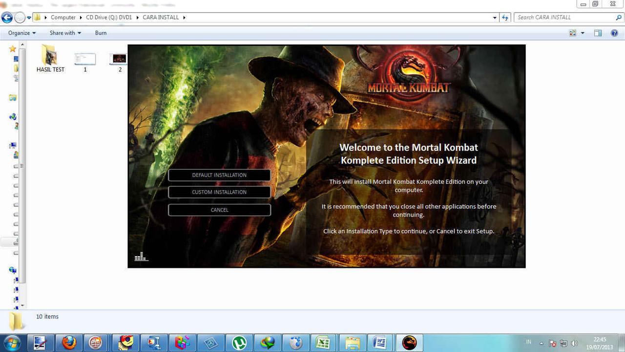 DVD GAMES PC COD BANDUNG ANTAR JEMPUT LANGSUNG KIRIM LENGKAP