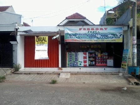 rumah dan toko strategis di bekasi