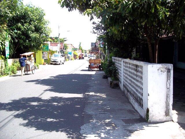 === Tanah Bangunan Rumah, Alun-Alun Selatan, Yogyakarta ===