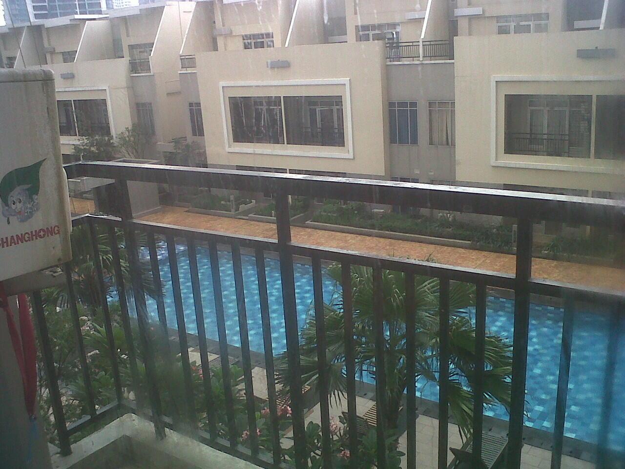 Apartment Mapple Park 55m Sunter Jakarta Utara