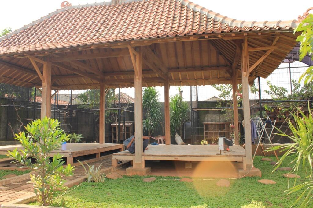 Rumah di Taman Kedaung Ciputat, Mantap, masuk dulu gan