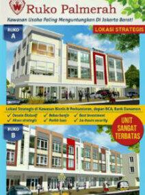 Ruko Palmerah Business Center
