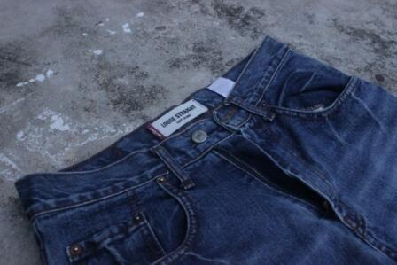 Levis 569 loose Fit size 28