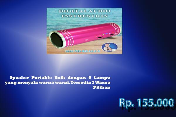 Speaker portable Harga Murah