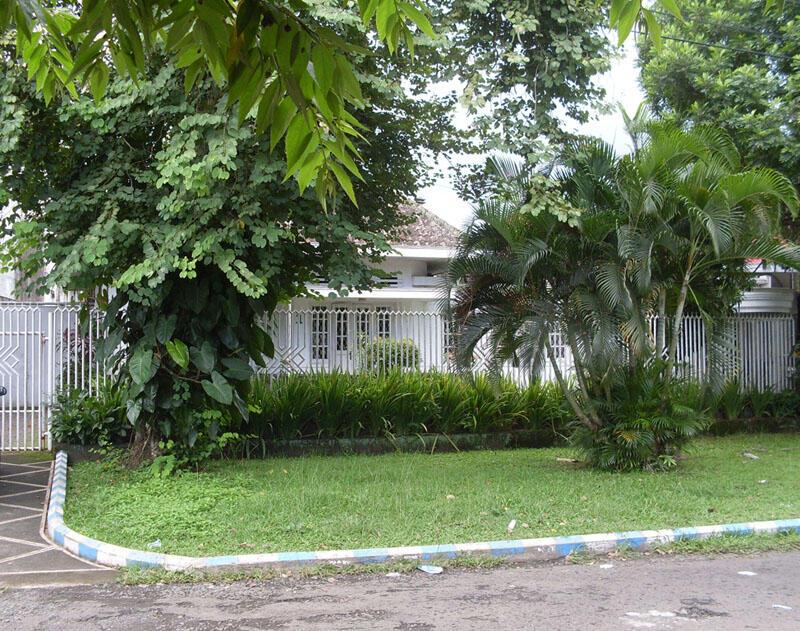 Rumah kawasan Ijen Malang