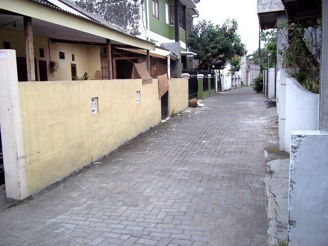 === Tanah Rumah, Daerah Pandega, Yogyakarta (STRATEGIS)===
