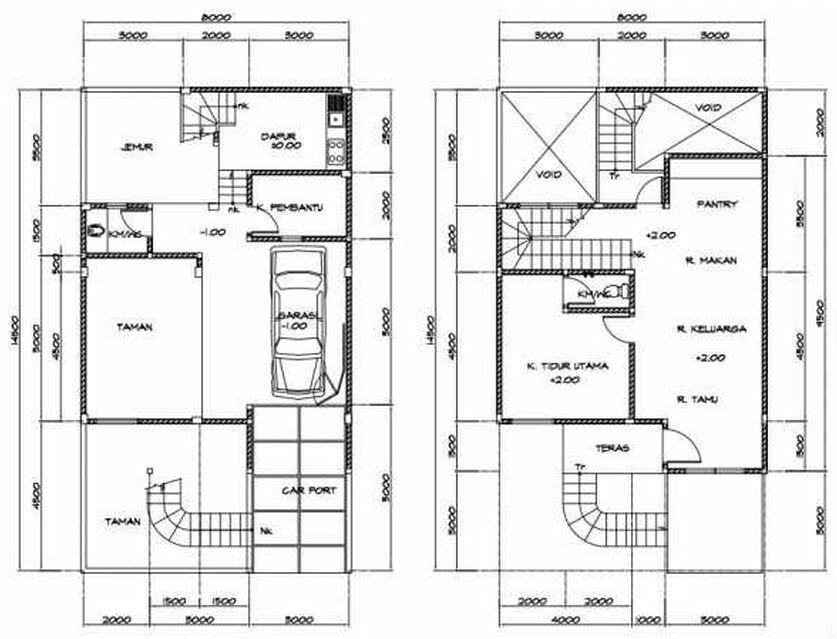 "NEW HOUSE JAGAKARSA ""Creative Design, Multi Purpose, Strategic Location, Strong Quali"