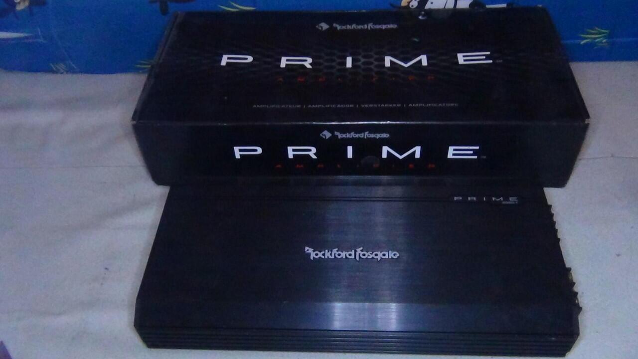BANDUNG - Rockford Fosgate Prime R500-1