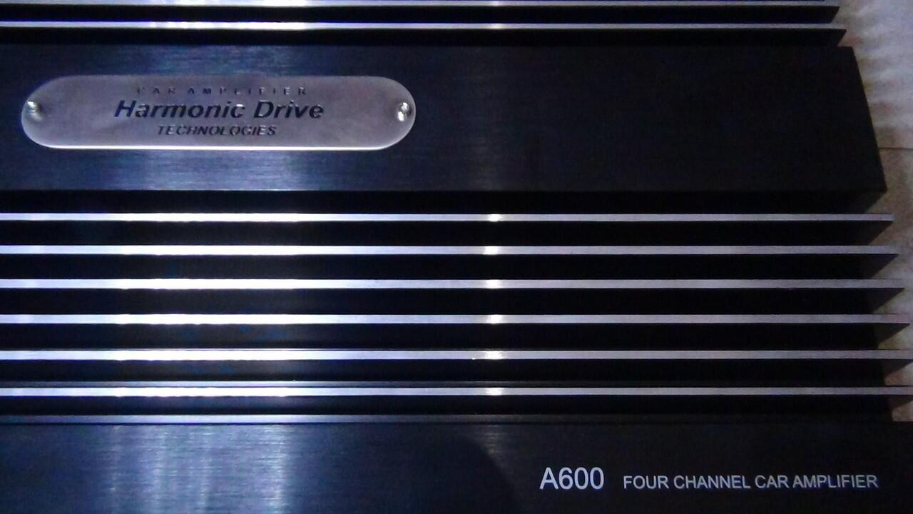 BANDUNG - Harmonic Drive Technologies ( HDT ) A600