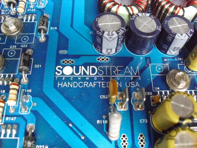 POWER SOUNDSTREAM PICASSO CHROME EDITION