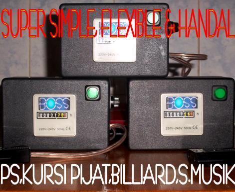 Billing Rental Ps3 Mitra Boss Bandung
