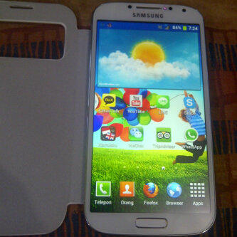 NEW BM SAMSUNG GALAXY S4