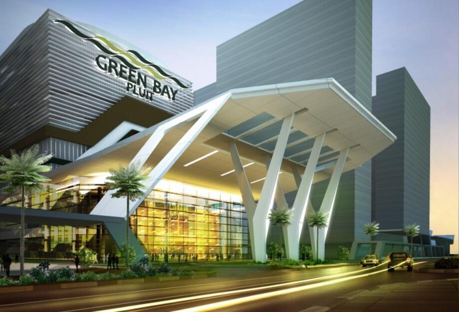 Apartemen Green Bay