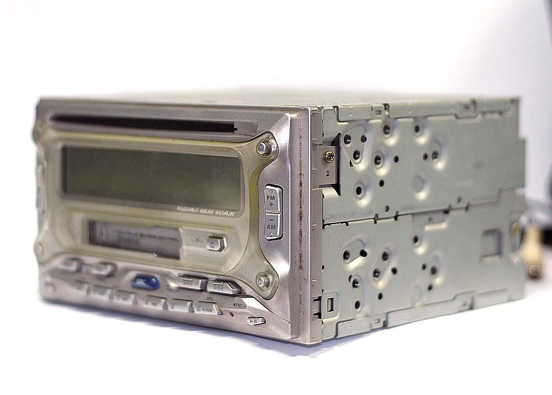 WTS Head unit doble DIN Kenwood DPX-3050 ex Jazz