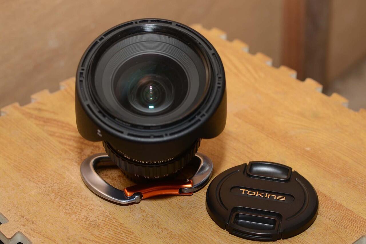 [JUAL] Lensa Nikon dan Tokina AT-X PRO