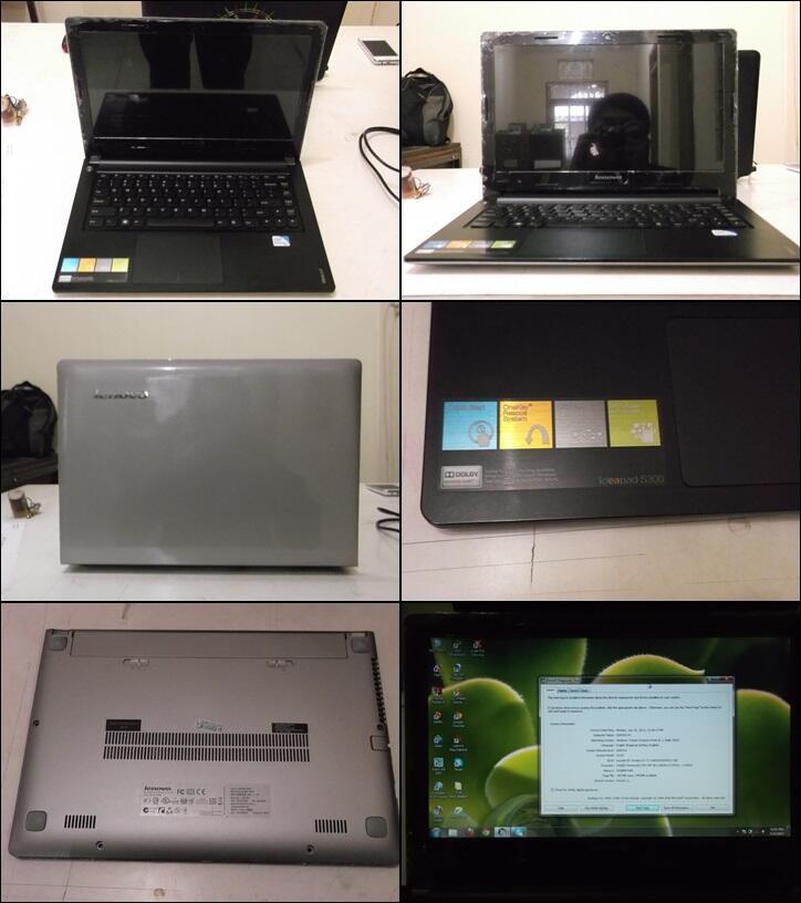 Laptop Lenovo Slim ideapad S300 Mulus Bandung