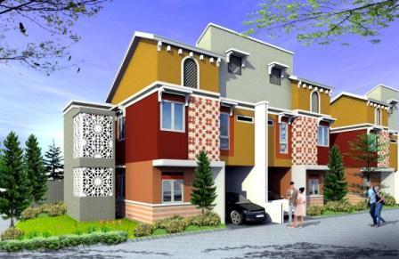 Rumah Cantik Dp Irit