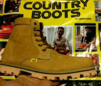 Sepatu Boots Handmade Kualitas Tinggi Terjamin n Terbukti