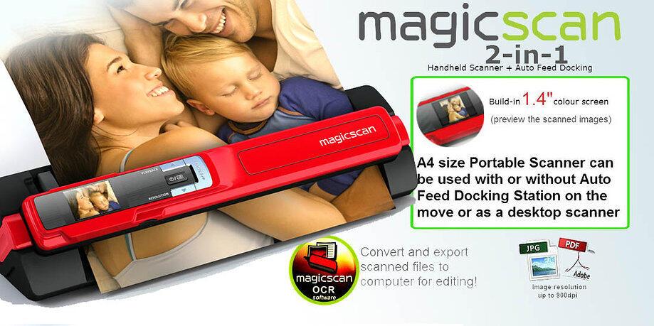 magicscan a4a software