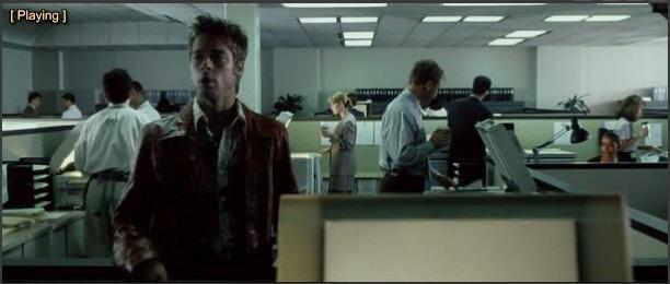 Kemunculan Tyler Durden di Film 'Fight Club' yang mungkin tidak Agan sadari.
