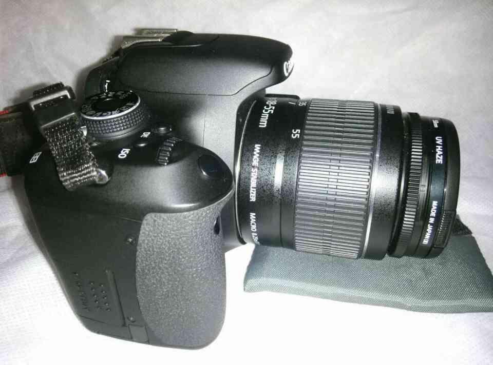 Jual Kamera Canon 600D