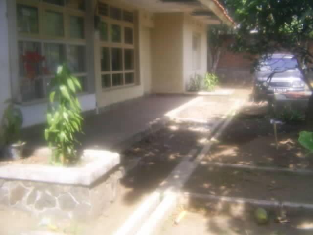 Rumah asri u/ Investasi berkebun/beternak atau Home industri