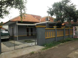Rumah Minimalis di Lingkungan Komplek nyaman dan asri