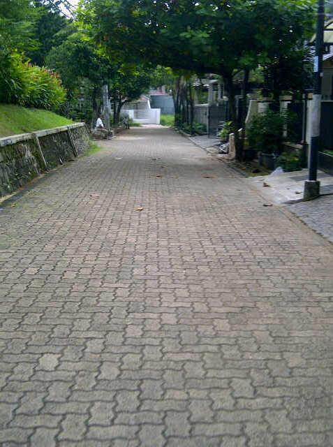DIJUAL RUMAH DI GRIYA FLAMBOYAN, REMPOA,JAKSEL (CS31)
