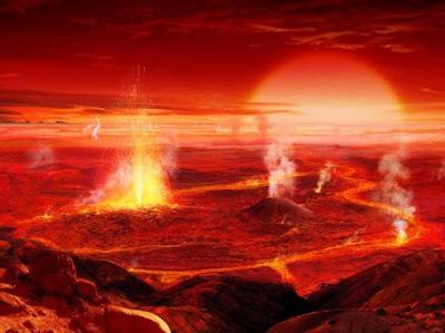 [INFO] Inilah Planet Yang Paling Mengerikan Sejagat Raya !!