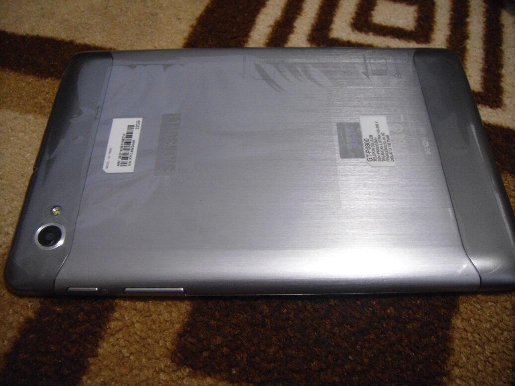 Jual Cepat Galaxy Tab 7.7 GT-P6800 32GB, OS Jelly Bean, Garansi Habis Agustus 2013