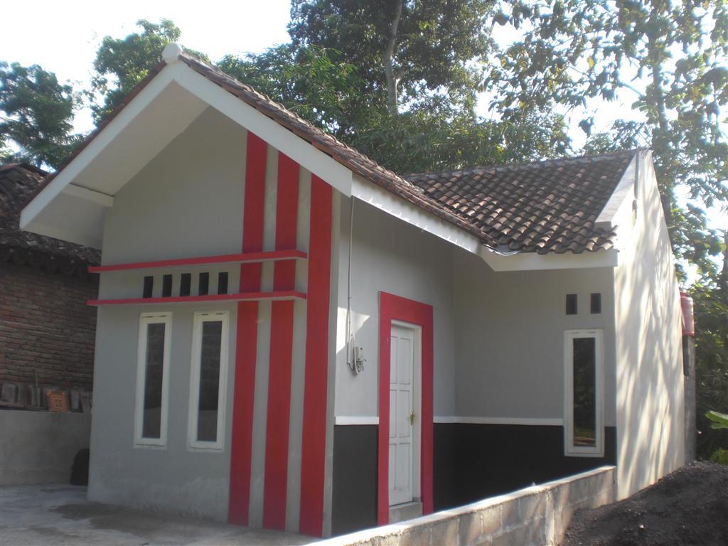 Rumah di jual di pereng dawe