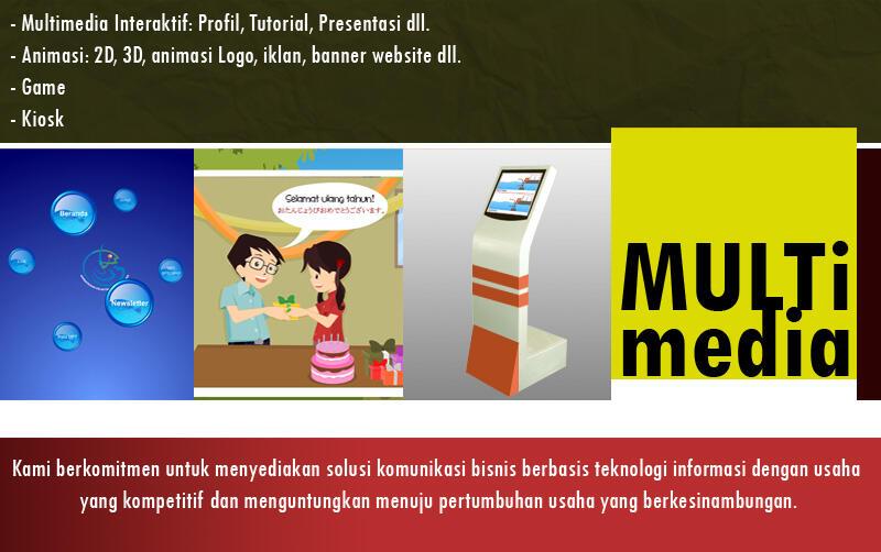 Website, Desain Grafis & Multimedia