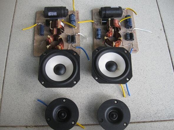 Jual Speaker 3 way ko hwely. XT19nc TG9 Avexis
