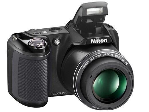 NIKON L320 kamera prosumer CUMA RP.1.800.000