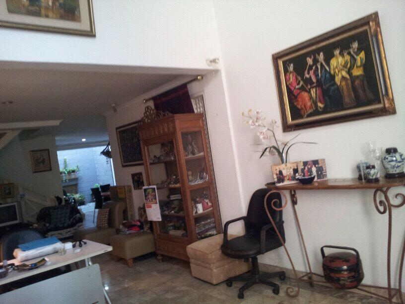 Jual Rumah, Kebayoran baru, Jl. Ciomas V