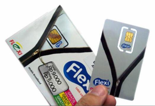 Perdana Internet FLEXI Unlimited 2 Bulan (FLEXI EVDO)