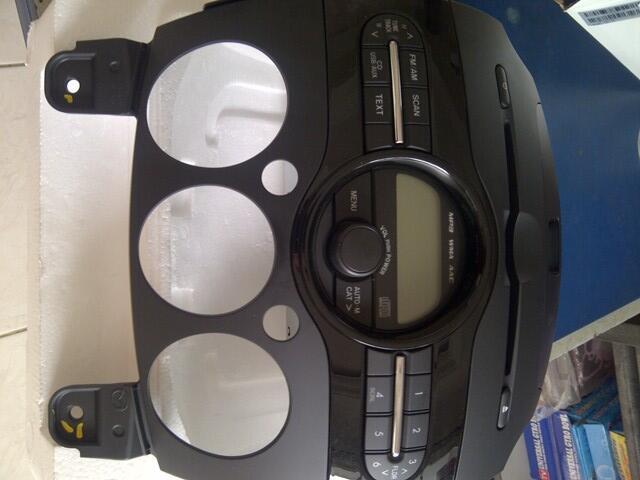 Head Unit Mazda 2 - 2012 - Ori