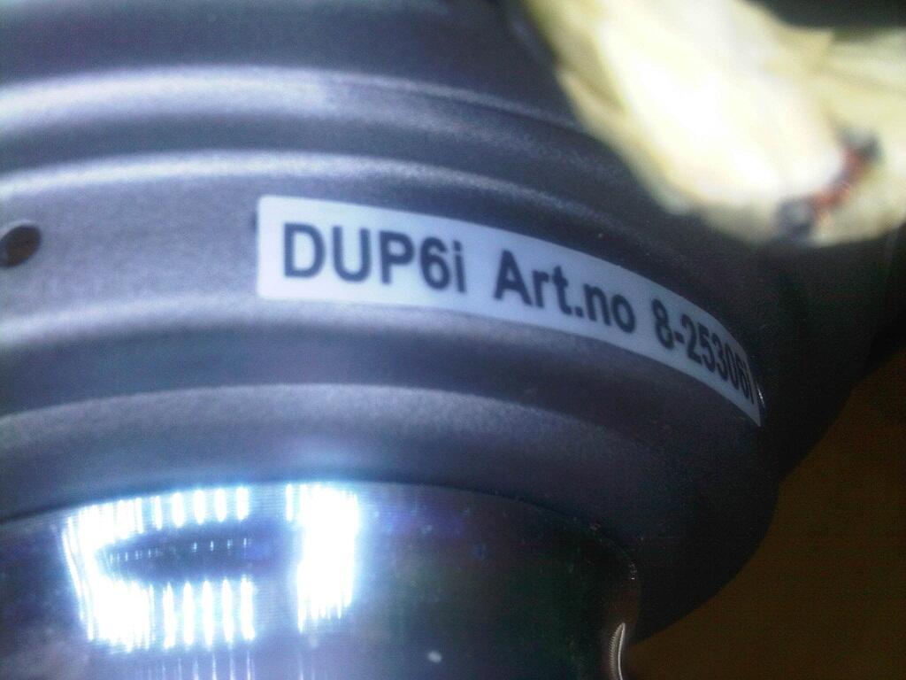 BANDUNG - Speaker DLS-UP6i (twt + midbass + cross over)